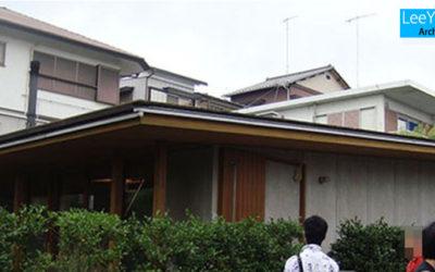 지붕의 집(屋根の家)/테즈카 타카하루(手塚貴晴)