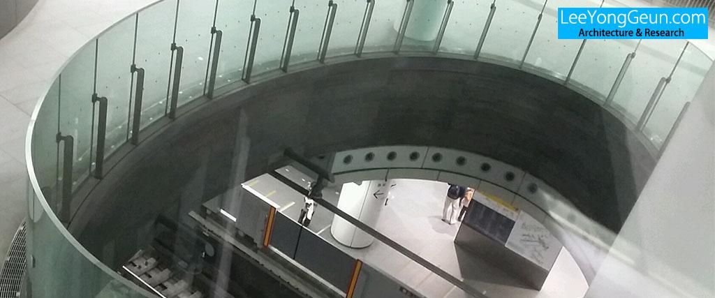 도큐도요코선 시부야역(東急東横線渋谷駅)/안도타다오(安藤忠雄)