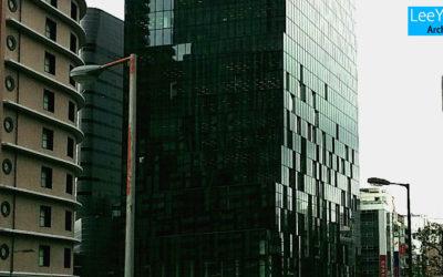 오사카후쿠토미생명빌딩(大阪富国生命ビル)/도미니크페로(Dominique Perrault)