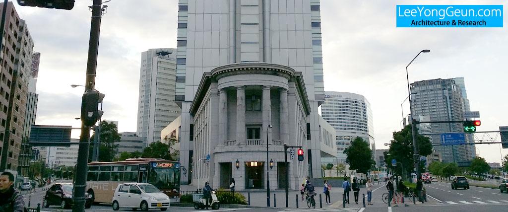요코하마 아이랜드 타워(横浜アイランドタワ)/마키후미히코(槇文彦)