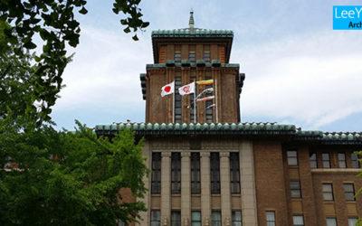 카나가와현청사神(奈川県庁舎)/오비카로(小尾嘉郎)+카나가와현내무부