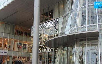 일본간호협회빌딩(日本看護協会ビル)/쿠로가와키쇼(黒川紀章)