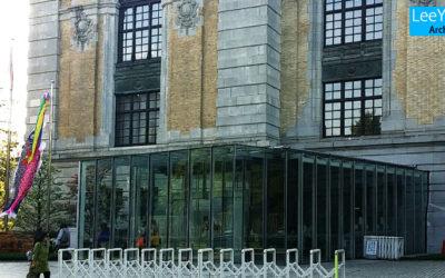 국제어린이도서관(国際子ども図書館)증축계획/안도다다오(安藤忠雄)