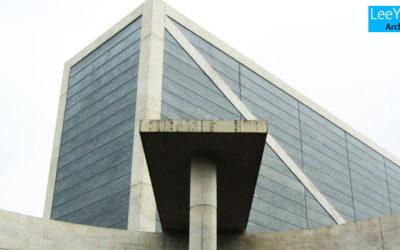 오사카부립 사야마이케박물관(大阪府立狭山池博物館)/안도다다오(安藤忠雄)