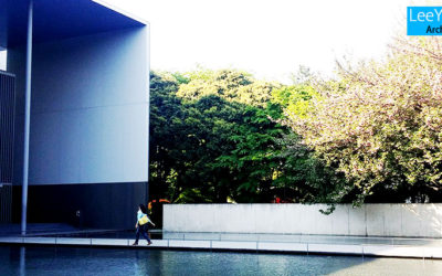 호류지보물관(法隆寺宝物館) /타니구치요시오(谷口吉生)