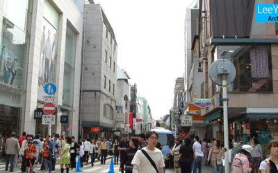요코하마 모토마치(横浜元町)