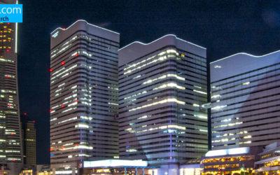 퀸즈스퀘어요코하마(クイーンズスクエア横浜)/니혼설계&미츠비시지쇼