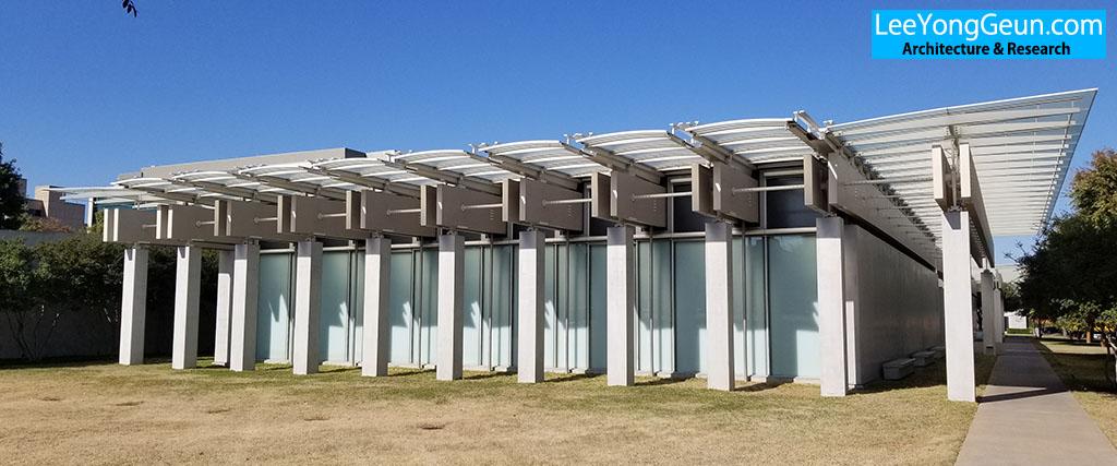 Kimbell Art Museum Piano Pavillion / Renzo Piano