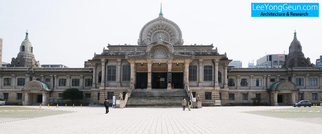츠키지 혼간지(築地本願寺)/이토 츄타(伊藤忠太)