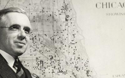 동심원이론(Concentric Zone Theory) /  Burgess,1925